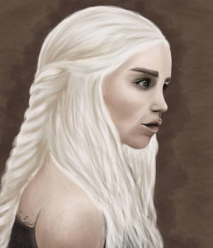 Daenerys Targaryen by Saaraa96