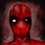 Deadpool comic by Saaraa96