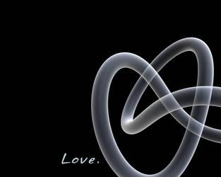 Love is everywhere by ez3k1el