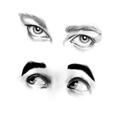 Eye want you by Franseza