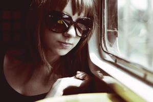 traveller by dorguska