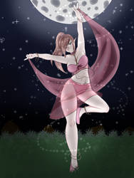 .:Dancer in the Night:. by JamminSam