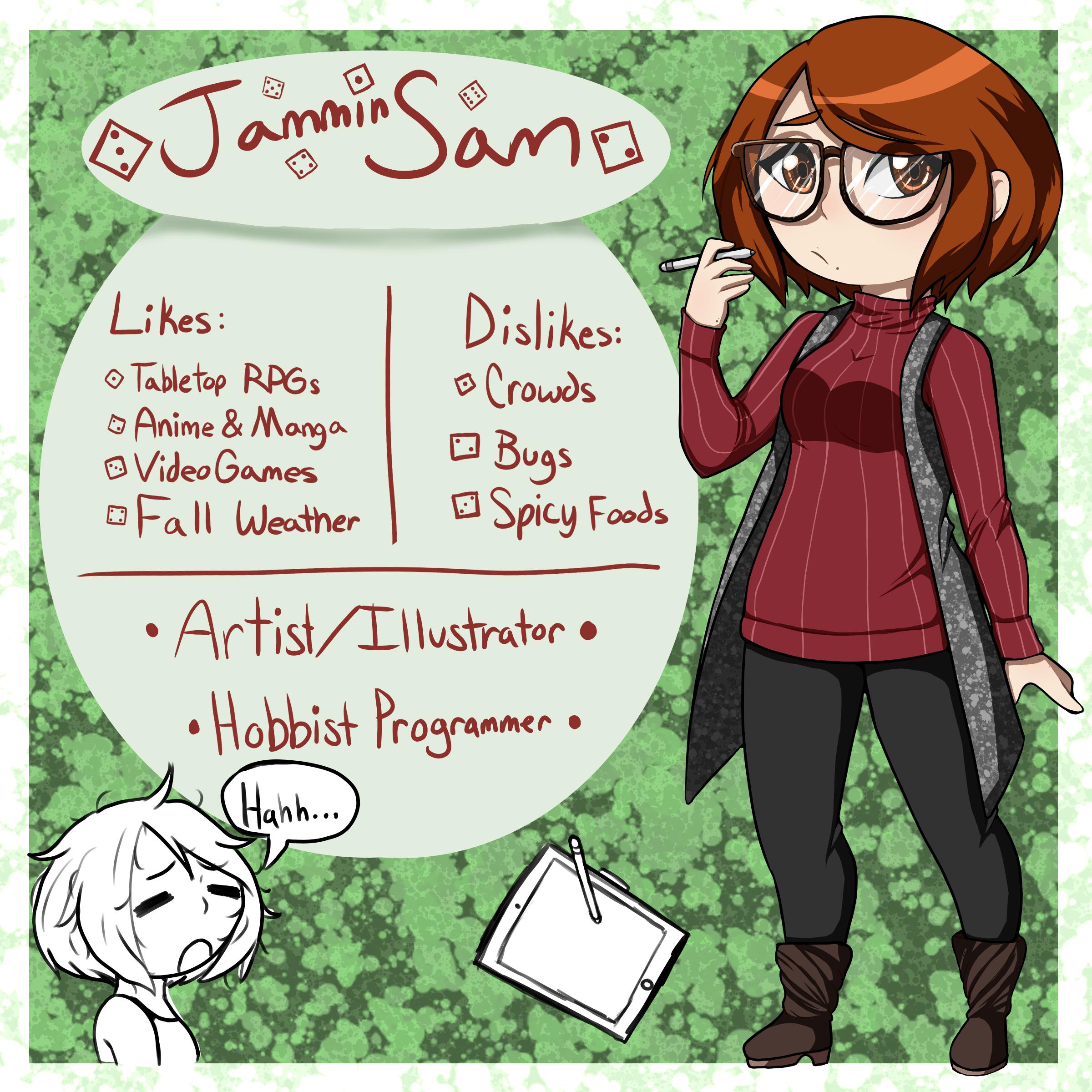 JamminSam's Profile Picture