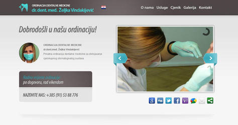 Dental Practice  Zagreb by bbfunfactory