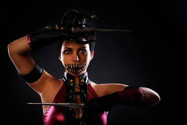 Mileena - Mortal Kombat by MilenaHime
