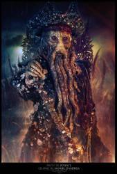 Davy Jones by Nocte-Angelus