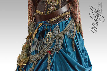 Skirt Details by Nocte-Angelus