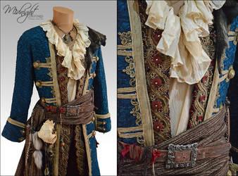 Pirate Wedding Costume by Nocte-Angelus