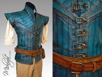 Flynn Rider Vest by Nocte-Angelus