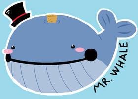 Mr.Whale by tunasoba