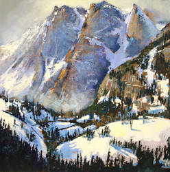 Rocky Mountain National Park by artistwilder