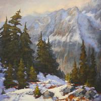 Rocky Mountain High by artistwilder