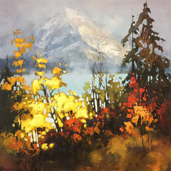 Autumn Has Sprung by artistwilder