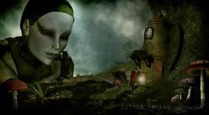 Little Friend by MissGrib