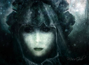 Solitude by MissGrib
