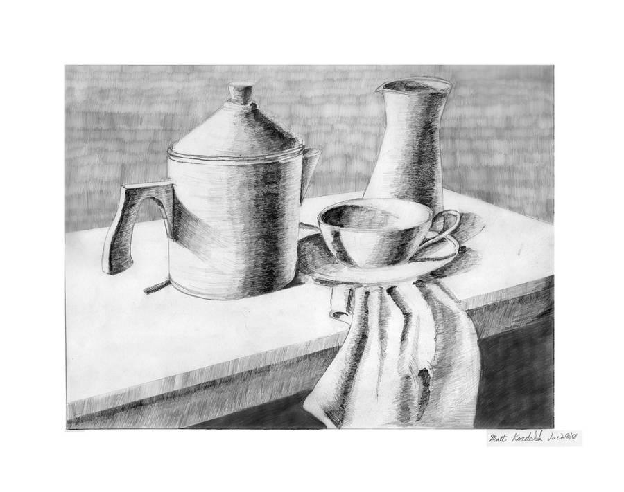 Teapot Cup Jug