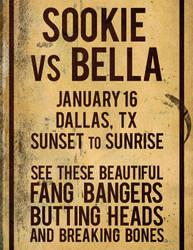 Sookie Vs. Bella by WildeGeeks