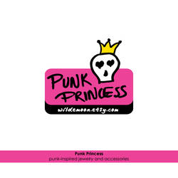 Punk Princess Logo by WildeGeeks