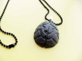 Punk Princess Black Brain Neck by WildeGeeks