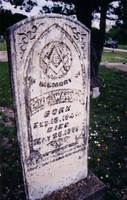 Oak Hill Edwards Grave by WildeGeeks