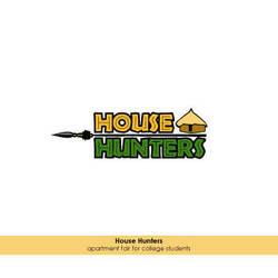 House Hunters logo by WildeGeeks