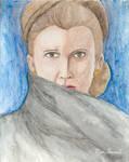 General Leia Organa by WildeGeeks
