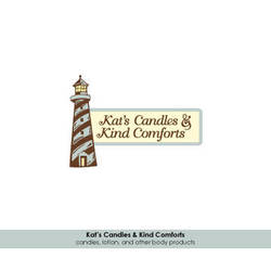 Kat's Candles Logo by WildeGeeks