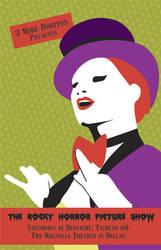 Rocky Horror poster by WildeGeeks