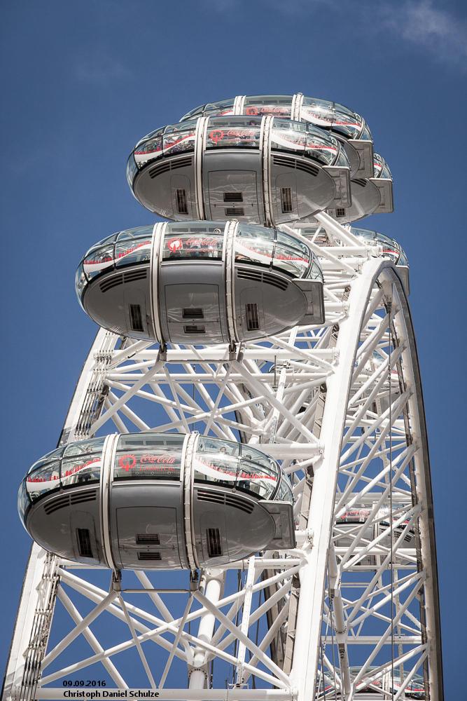 London Eye by CaptainNuss