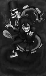 weird reign by Kiaraanimex