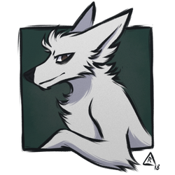 ArtFight_ for puppyhours by Werevenantwolf