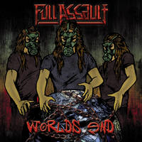 Full Assault_WE Cover by Kaudallator