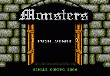 Monsters (Push Start) Wallpaper by xX-Beyond-Reality-Xx