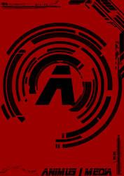 Animus Media New logo 1 by xX-Beyond-Reality-Xx