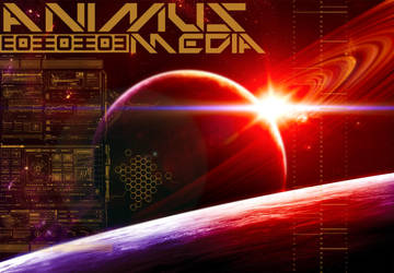 Animus Media Space Logo by xX-Beyond-Reality-Xx
