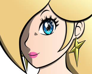 Princess Rosalina Revised by TheHypersonic55