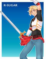 Ranger Jaune by selyntart