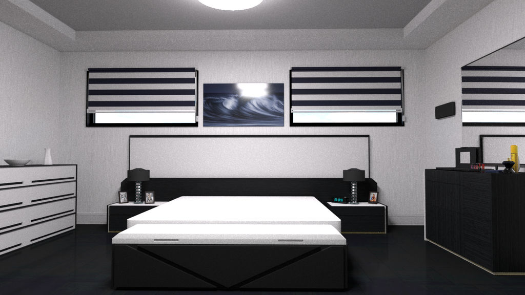 Bedroom 6 by hakancodur
