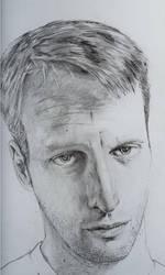 Tony hawk portrait by XeyeronikX