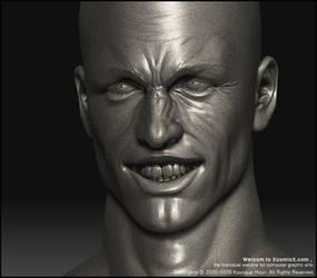 manface by XXcomicXX