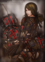 Devil Hunter by XXcomicXX
