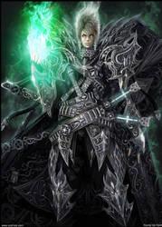 Man warrior by XXcomicXX