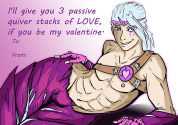 Valentine's Day - Varus by harrison2142