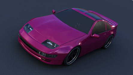 Nissan 300zx by OldDogy