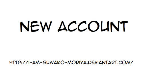 new account by MettyTsuki-P