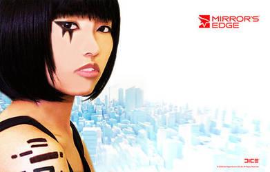 Mirror's Edge: Promo Cover by hellozombie