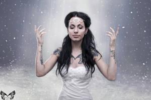 Winter spell by AshtrayheartRomina