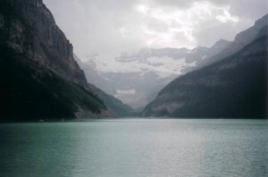 Memories: Lake Louise 1 by HYP3R--CH1CK