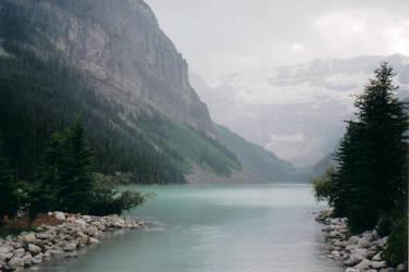 Memories: Lake Louise 2 by HYP3R--CH1CK