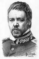 sketch - Javert by nitefise